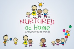 Illustrations for Nurtured at Home vehicle graphics