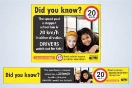 Slow Down for Kids advert