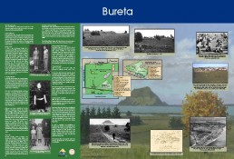 Bureta Interpretation Panel